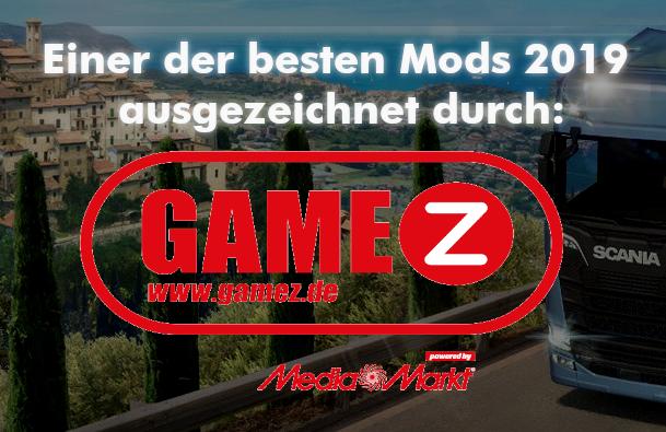 GameZ Award 2019