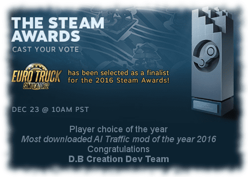 Steam Award 2016