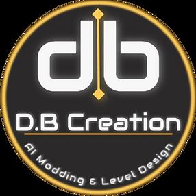 D.B Creation Team Logo