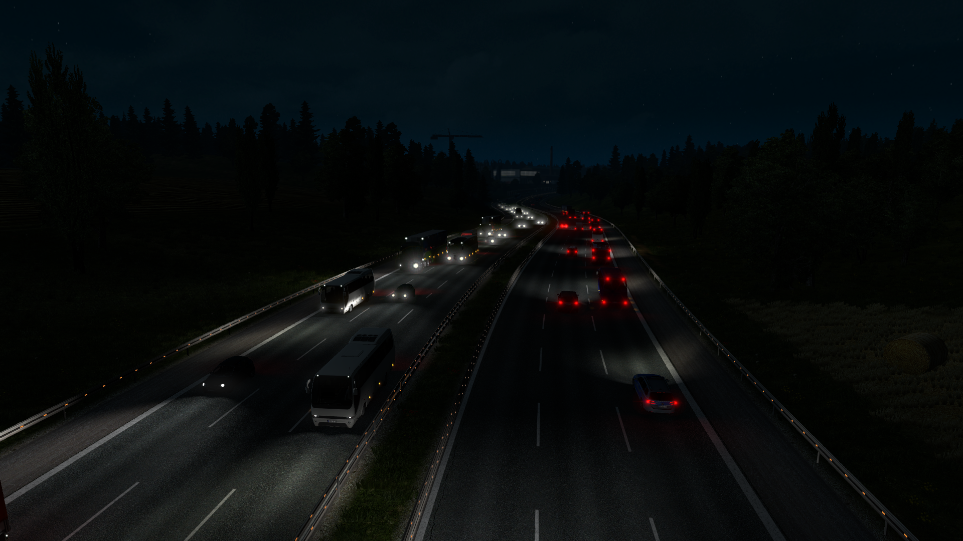 D.B Creation AI Traffic Mods for 1.34