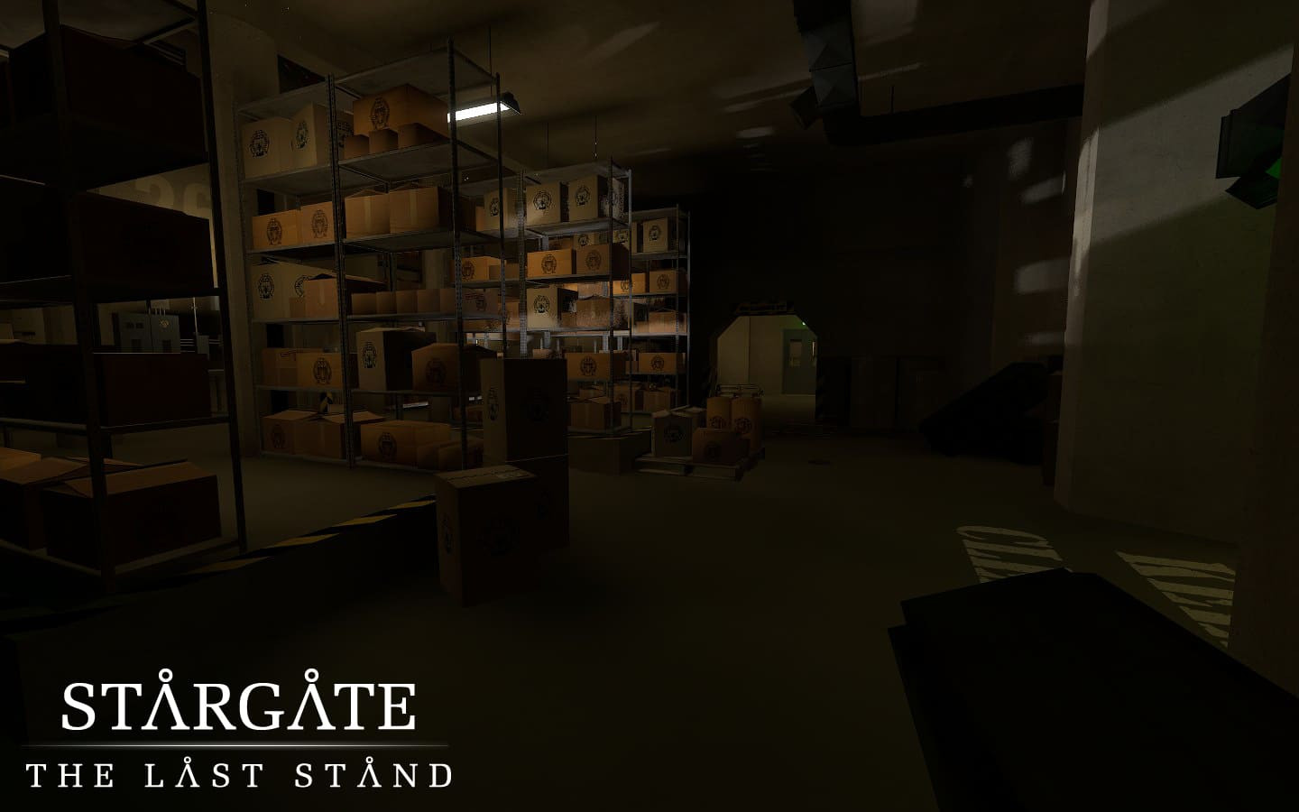 Stargate The Last Stand
