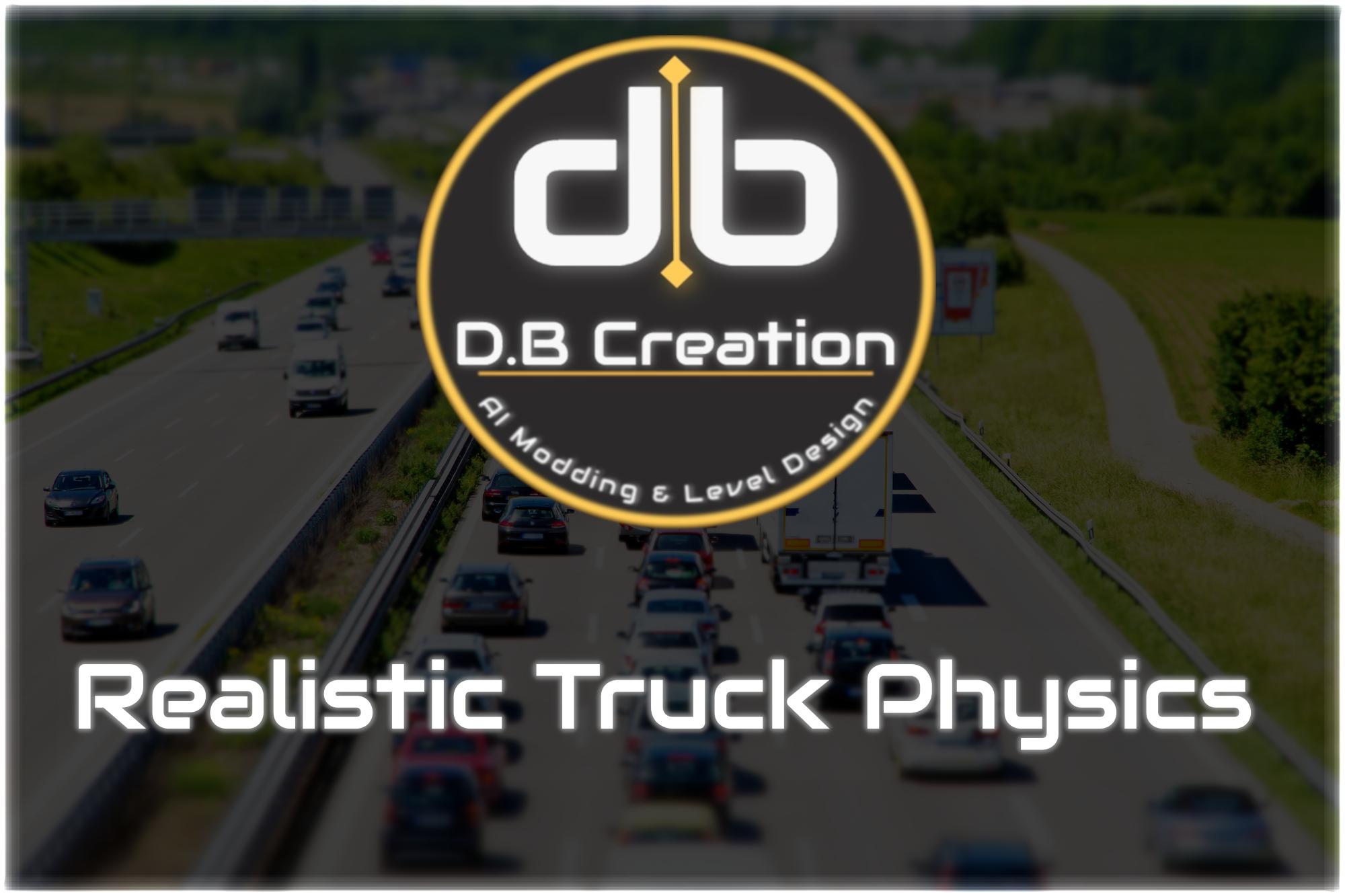 Realistic Truck Physics