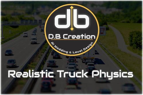 Realistic Truck Physics 1.40