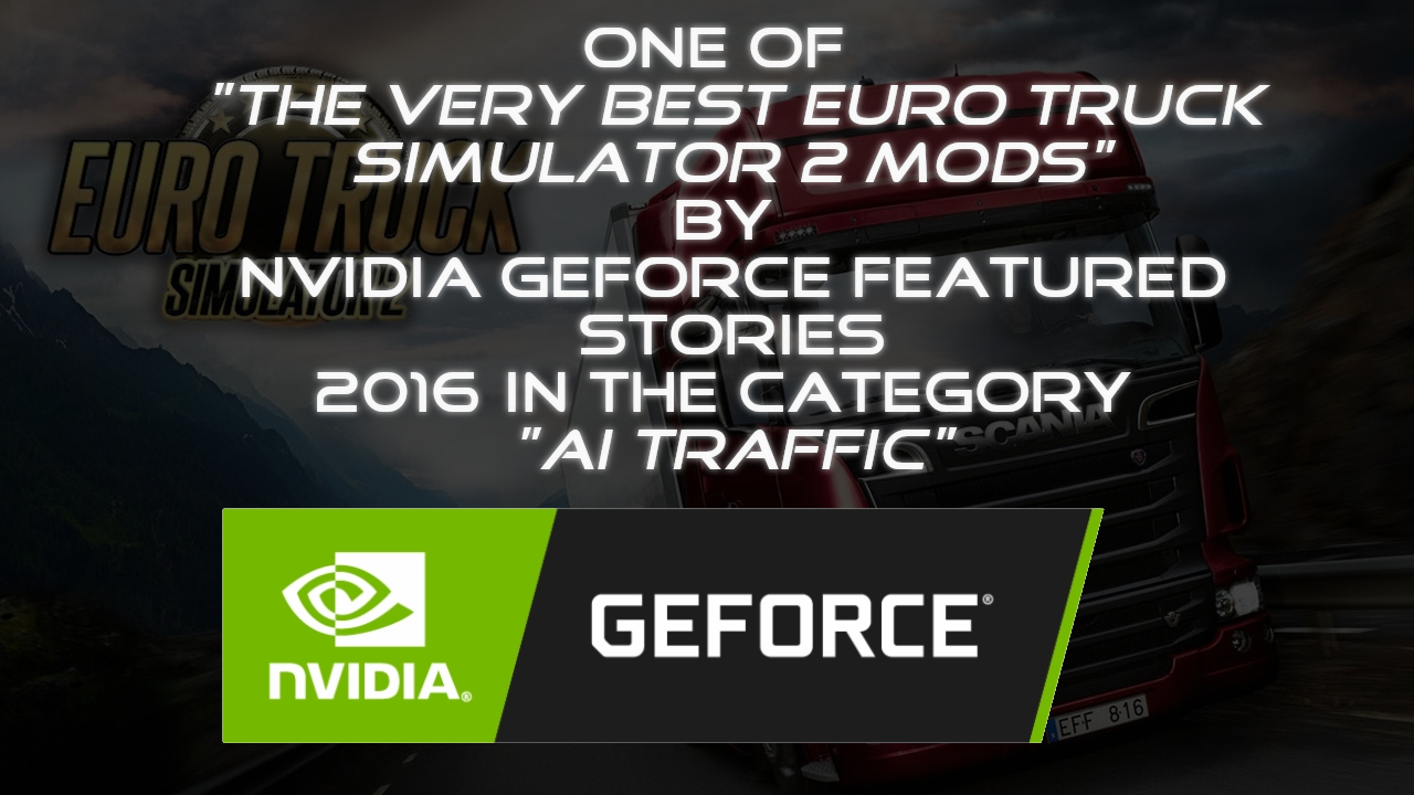 Nvidia Geforce Award 2016