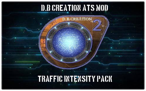 ATS Real Traffic Intensity 1.39