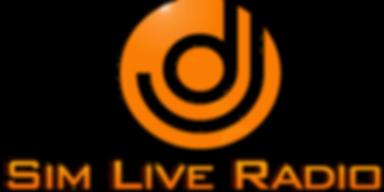 Sim Live Radio Logo