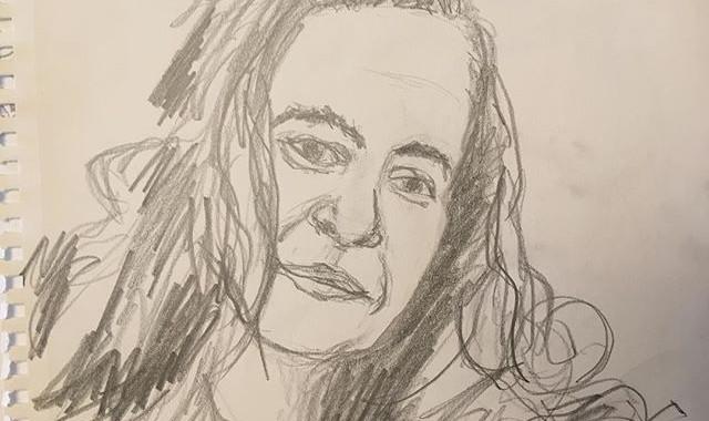 Self-portrait -Annette 2018