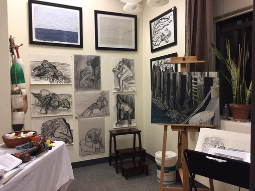 LynnArts Studio Open Studios 2016