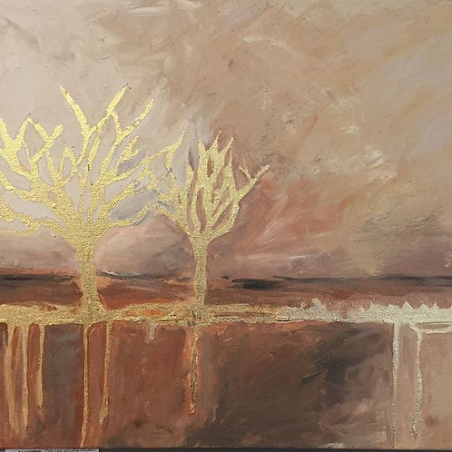 Gilded Trees