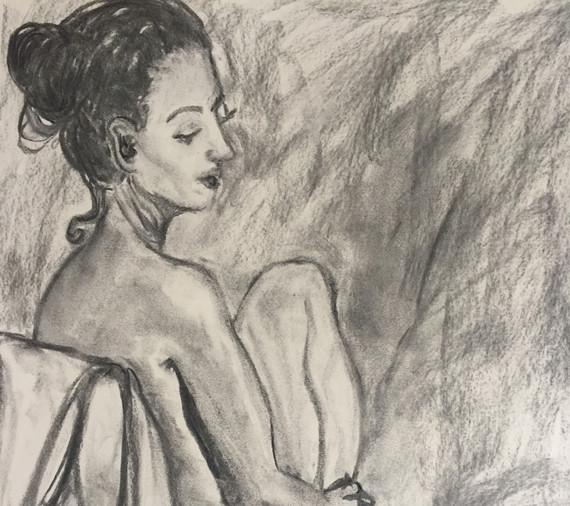 Life Drawing At GALA 2018