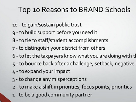 Branding Your District