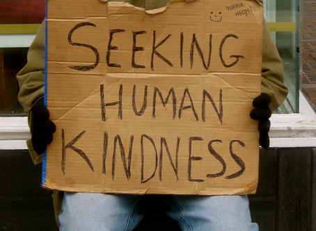 I Believe in Human Kindness