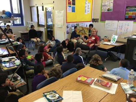 Out & About - Making Classroom Time a Priority