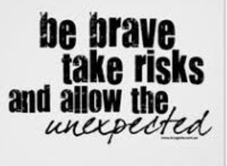 A Coffee Break of Inspirational Leadership: Risk-Taking