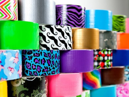 Duct Tape, Recyclables and MakerSpaces: Skills for the Future