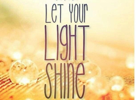 A Coffee Break of Inspirational Leadership: Your Obligation to Shine