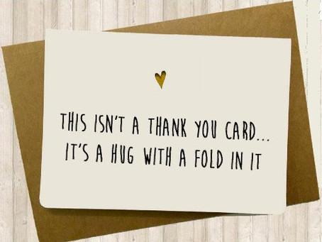 A Few Tips on Gratitude