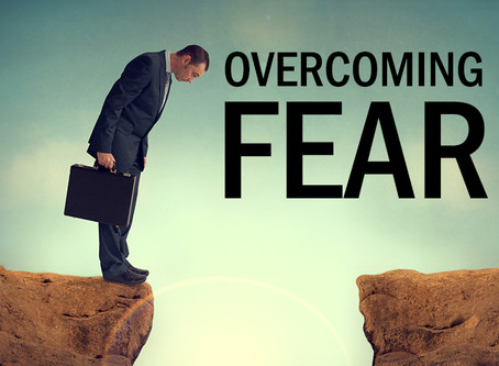 Need to Overcome Fear and Worry?
