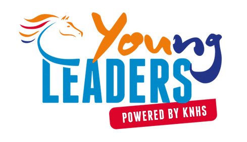 Logo van young leaders
