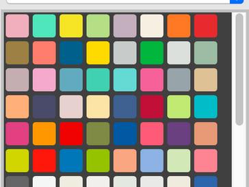 (サポートからのお知らせ)2021SS Trend color スウォッチデータが追加されました