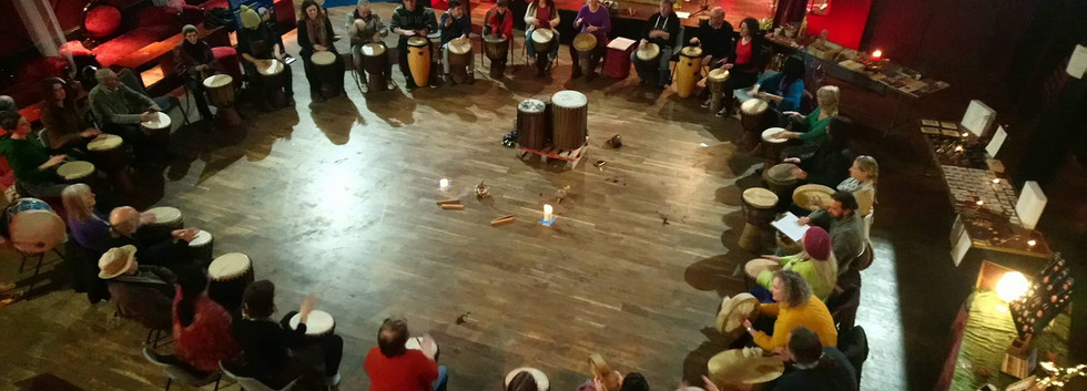 Community Spirit Drumming