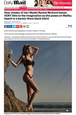 138 Water in the DailyMail