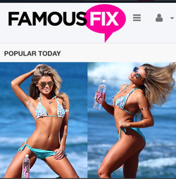138 Water in FamousFix