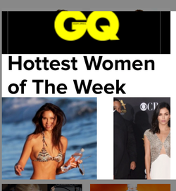 138 Water in GQ
