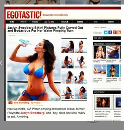 138 Water in Egotastic