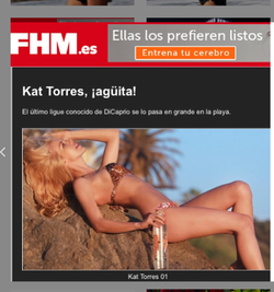 138 Water in FHM