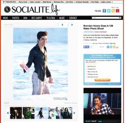 138 Water in SocialiteLife