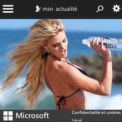 138 Water on MSN