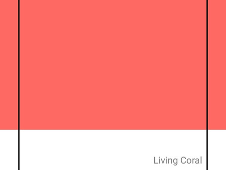 Living Coral, The Colour Of The Year?