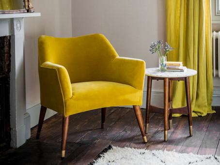 Bold & Colourful Interior Design 2020