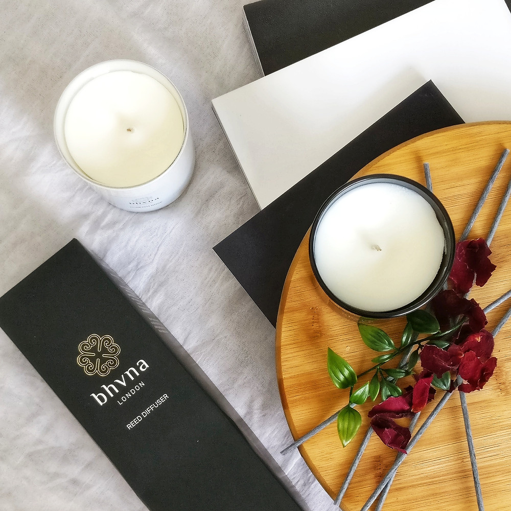 Luxury Candles By BHVNA London, Style and Form Interior Design Blog