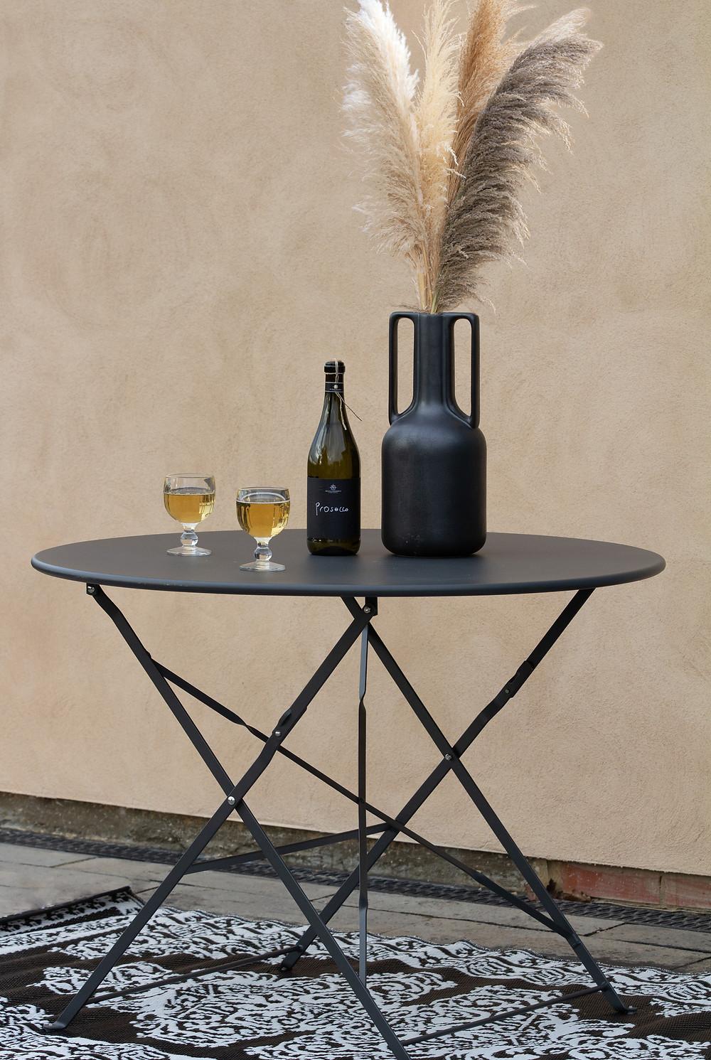 Style and Form Interior Design Blog - Outdoor Garden Tables