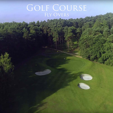 Golf Course Fly Overs