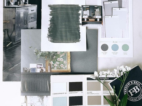 Shades Of Grey, Dark Grey