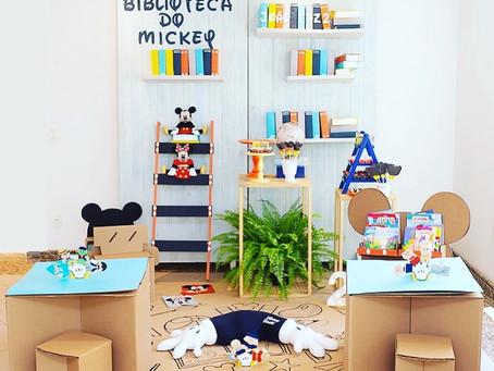 A decoração de festa infantil que foi feita para enfeitar, brincar e ensinar!