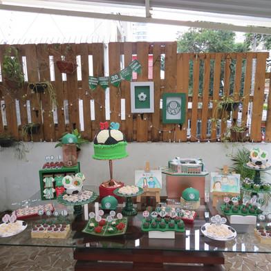 Festa Futebol - Palmeiras