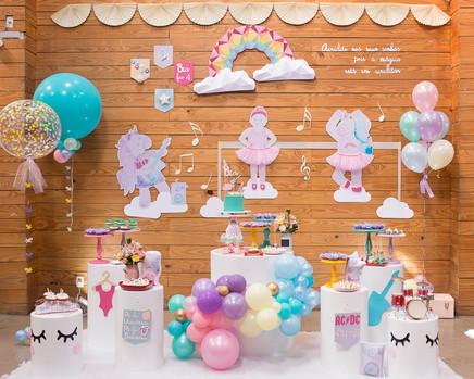 Aniversário Meninas