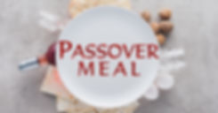 Passover Meal
