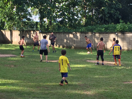 Soccer or football?