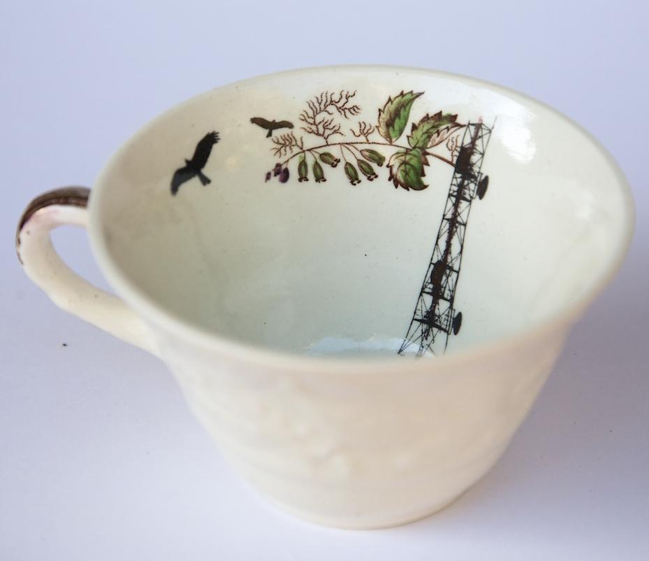 Pylon Teacup