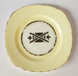 Compression side plate