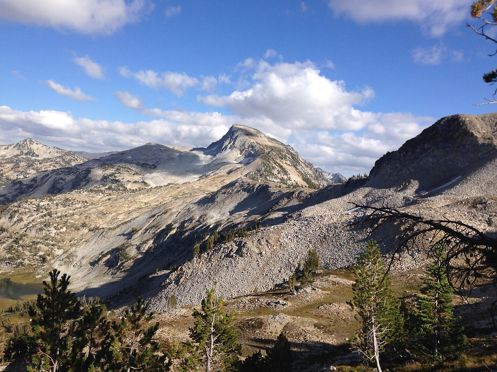 Eagle Cap Peak