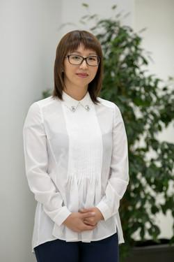 Тен Елена Воменовна