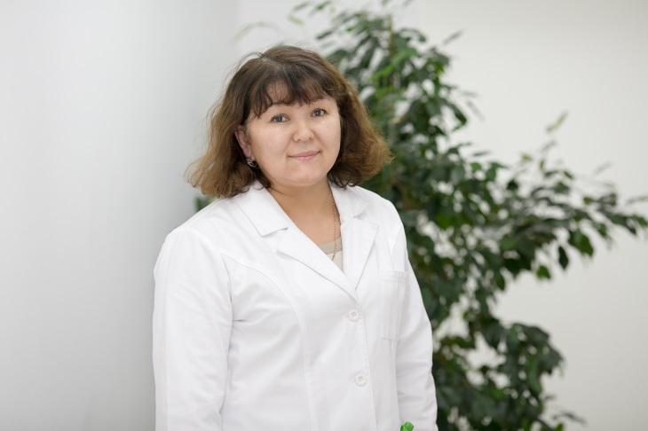 Истомина Ольга Георгиевна