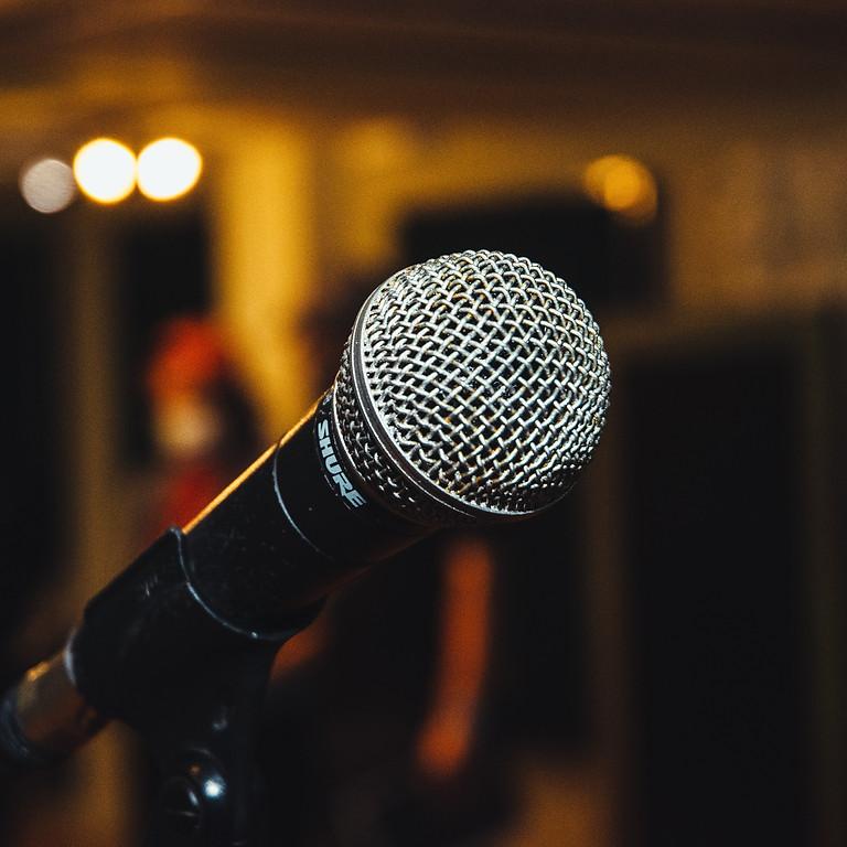Open Mic + Spoken Word Night