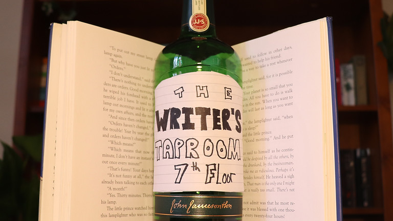 The Writer's Taproom at 7th Floor